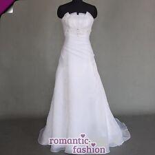 ♥Brautkleid, Hochzeitskleid in Creme Größe 34,36,od 38+W087♥