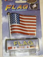 American Flag style Air Freshener Forrest scented