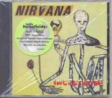 NIRVANA - Incesticide - CD - MUS