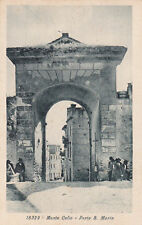 * MONTE CELIO - Porta S.Maria 1939 - Ed.Diena