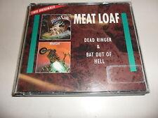Cd    Meat Loaf  – Dead Ringer & Bat Out Of Hell
