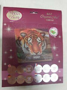Craft Buddy Crystal Art  Card kits