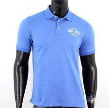 s. Oliver Herren Gr. XXXL Classic Polo SHIRT POLOSHIRT TEE T-Shirt Blau A2165