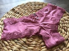 Culotte Coquine Very Sexy Cheeky Victoria's Secret Rose Mauve Edition limitée S