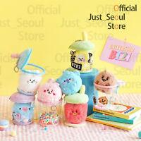 Official BTS BT21 Baby Boucle Bubble Tea Bag Cham Doll +Freebie+Tracking KPOP