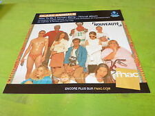 GLASS ANIMALS - HUMAN BEING !!!PLV 30X30 CM !!FRENCH RECORD STORE PROMO ADVERT