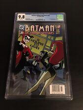 Batman Gotham Adventures #29 CGC 9.8 Newsstand Variant Harley Quinn Poison Ivy