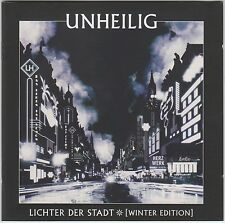 Lichter der Stadt (Ltd.Winter - Edition) - Unheilig