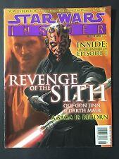 Star Wars Insider Issue 43  Darth Maul Revenge of the Sith