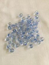 Czech Glass Faceted Beads 8 mm X 25 (3)