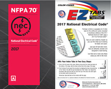 National Electrical Code (NEC) Softbound with Color Coded EZ Tabs, 2017 Ed