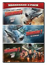 Sharknado Triple Feature [New DVD] 3 Pack, Widescreen