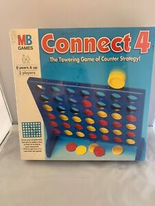 MB GAMES - CONNECT 4 - 1996 - COMPLETE