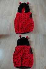 Infant/Baby Lady Bug Halloween Costume Sz 24 Mo.