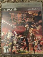 PS3 Tales Of Cold Steel 2 Sealed New Playstation 3
