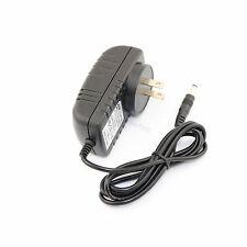 US Plug AC 110V~240V to DC 9V 2A 5.5x2.5mm Power Adapter Charger Cord