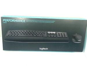 Logitech MK850 Performance Wireless Keyboard and Mouse Combo
