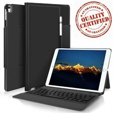 """iPad Pro 10.5"""" Keyboard Case Bluetooth Cover With Pencil Holder Smart Thin Stand"""