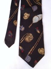 FLY FISHING ITEMS NECKTIE by THE GOOD LIFE  #16947