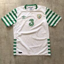 Republic Of Ireland Umbro Away Football Shirt 2015-16 (Medium, Soccer, Eire)