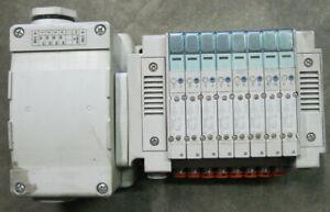 SMC SS5Y3-JR001D Manifold