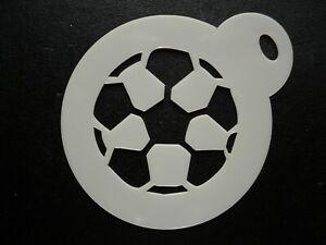 A4 Irish Football Association Northern Ireland Badge Logo Stencil Airbrush Paint