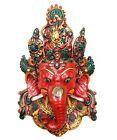 Halloween Decoration Handmade Lord Ganesh/Ganesha Hanging Wall Art