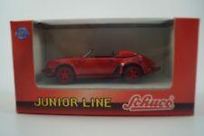 Schuco JUNIOR LINE MODELLO DI AUTO 1:43 PORSCHE 911 Speedster n. 3315081