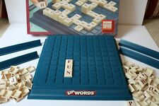 Upwords 3 D Word Game 1997 - Very good condition