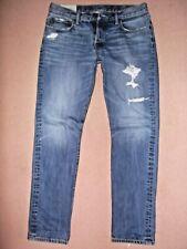 """Jeans Para Hombre de Diseñador Abercrombie & Fitch Cintura 33"""""""