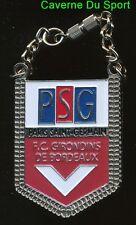 PORTE CLE VIPSG MATCH PARIS SAINT-GERMAIN PSG Vs GIRONDINS BORDEAUX 1998/1999 D1