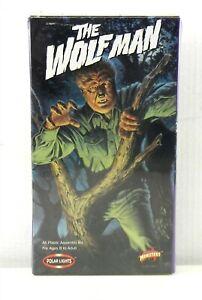 1998 Polar Lights #5018 THE WOLF MAN Monster Model Kit  NEW In Sealed Box ~ T741