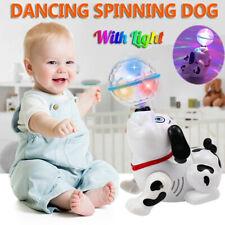 Music Smart Robot Kids Light Toys Walking Dancing Dog Electronic Robot Gifts US