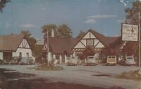 (L)  Hague, NY - Trout House Casino - Exterior and Parking Area - Street View