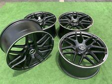 Set Mercedes Benz S550 S560 S450 Wheels Oe Style Rims Amg