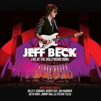 Billy Gibbons - Jeff Beck: Live At The Hollywood Bowl [DVD +CD] [NTSC]