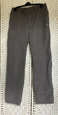 Craghoppers Men's Khaki Walking Outdoor Trousers 32R Mens Pockets Zip Fastening