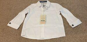 Monsoon Brand New Boys Shirt 2-3 Years