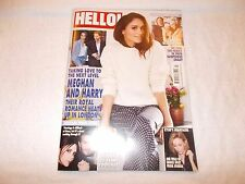 Hello! Magazine Issue 1468 February 13th 2017 Prince Harry & Meghan Markle Kylie