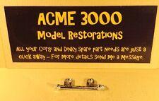 Spot on 272/262 Morris 1100 RIPRODUZIONE REPRO-CROMATO PARAURTI POSTERIORE IN PLASTICA