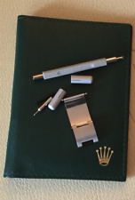 Rolex Sea Dweller Kit complet Set  With Link And Tool