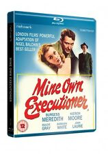Blu Ray MINE OWN EXECUTIONER. Burgess Meredith. New sealed.