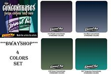 ETERNAL Tattoo Inks Set of 4 Concentrate Colors Original authentic USA 1 oz 30ml