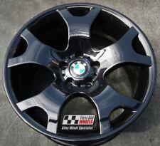 "R410B YOURS for Ours BMW X5 E53 4x 19"" GENUINE BLACK  TIGER CLAW ALLOY WHEELS"