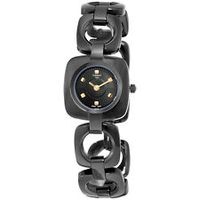 Tissot Black PVD Stainless Steel Ladies Watch T020.109.11.051.00
