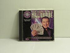 Who Wants to Be a Millionaire (CD-Rom, 1999, Disney)