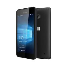 Microsoft Nokia Lumia 550 Black 4G Simfree Windows Mobile Phone Faulty 4 Parts