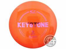 New Latitude 64 Opto Keystone 173g Orange Pink Foil Putter Golf Disc