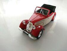 IFA F8 CABRIO 1/43 DeAgostini Ixo URSS Voiture de l'Est CAR AUTO MODEL P110