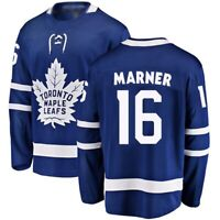 Toronto Maple Leafs 16 Mitchell Marner jersey